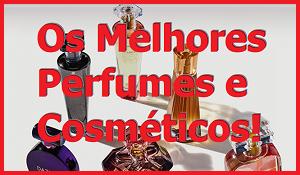 Os Melhores Perfumes e Cosméticos