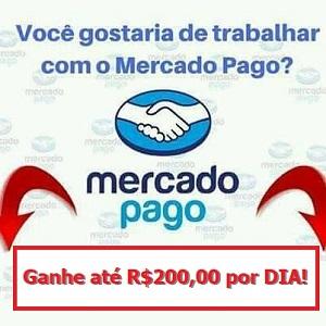 *GANHE DINHEIRO com o MercadoPago!