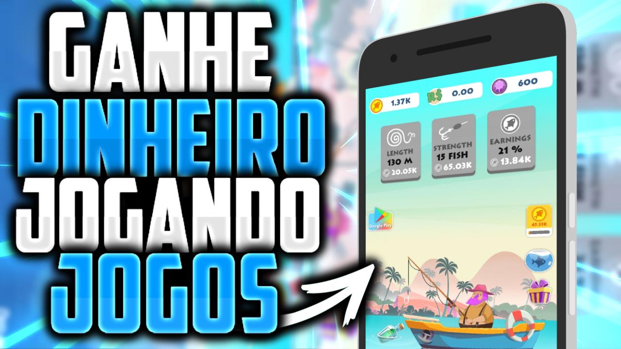 GANHE DINHEIRO JOGANDO!!!